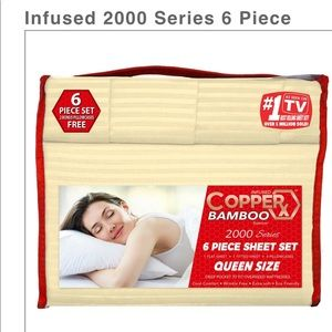 Queen sheets set